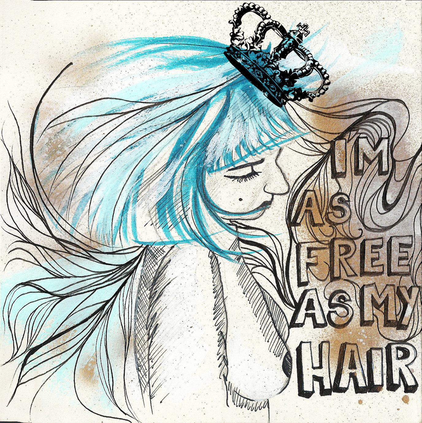lady-gaga-green-hair-3-copie