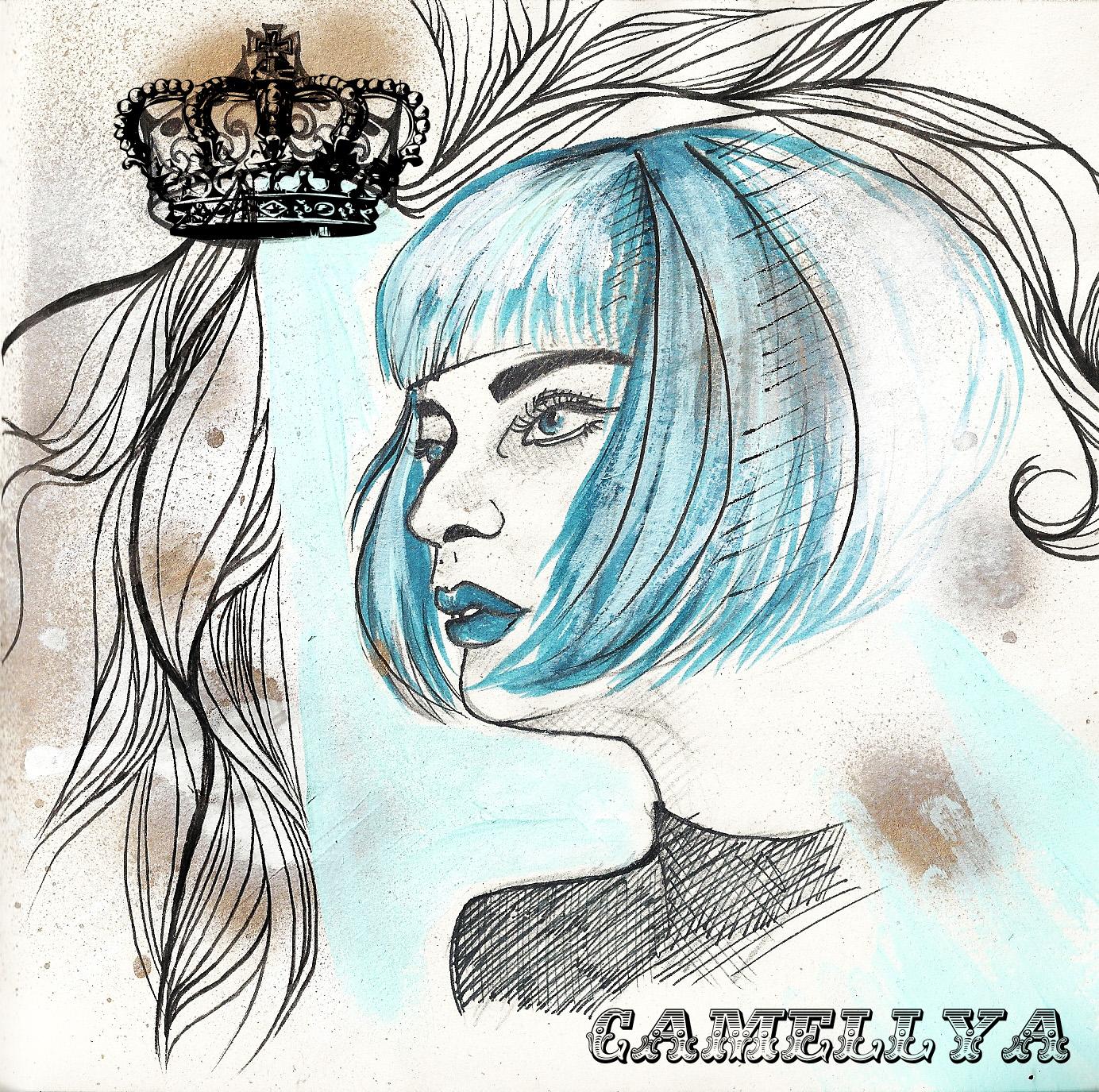 lady-gaga-green-hair-4-copie